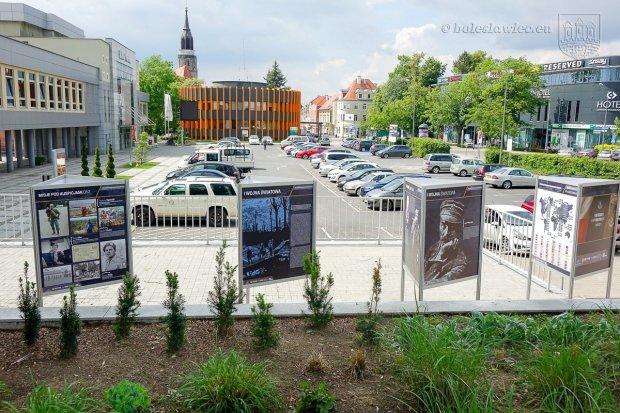 """Wystawa """"Weterani Niepodległości 1918-2018"""" w Mieście Ceramiki"""
