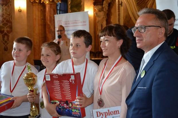 Sukcesy dzieciaków w konkursie