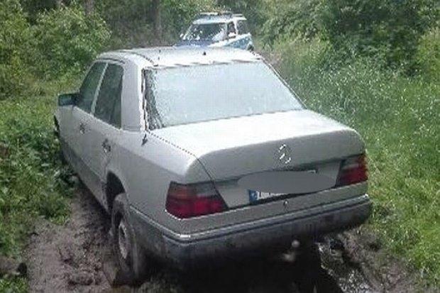 Ukradli 3 mercedesy. Złodzieje z naszego powiatu w rękach policji z Lubina
