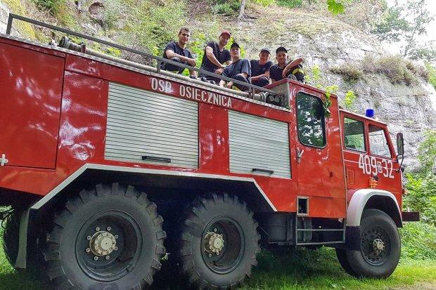 Strażacy ochotnicy z Osiecznicy zapraszają na festyn