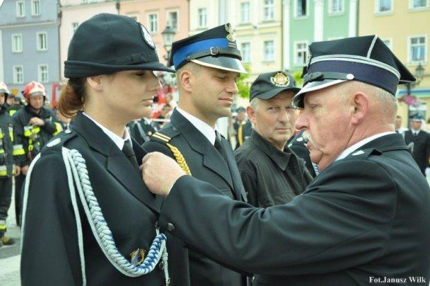 Strażacy uczcili swoje święto. Wręczono odznaczenia i awanse