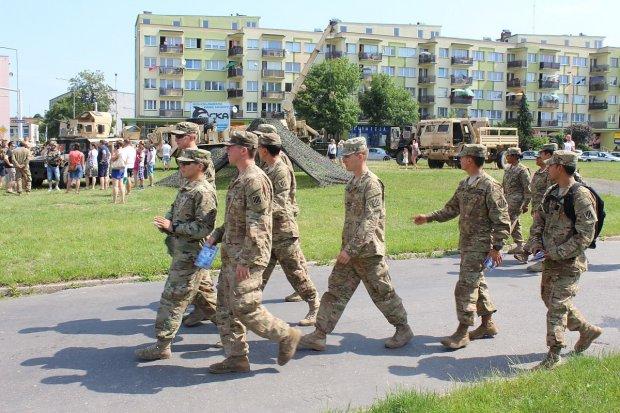 """Uwaga! Liczba żołnierzy US Army będzie """"radykalnie rosła"""""""
