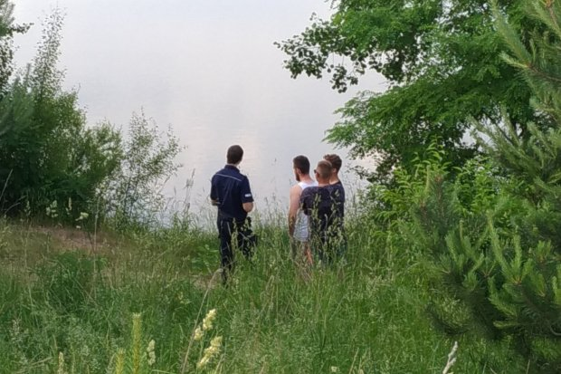 Mężczyzna utonął na żwirowni w Bolesławicach