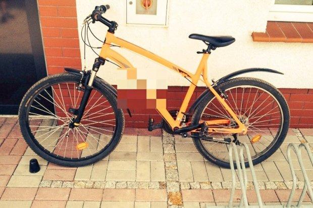 Policjanci z Kruszyna odzyskali rower. I zatrzymali złodzieja i pasera