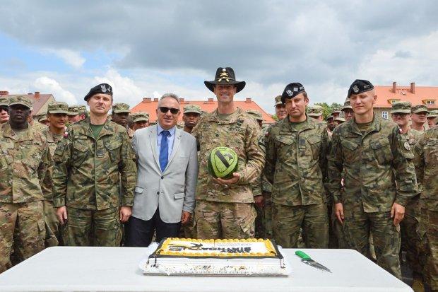 Trzysta lat dla żołnierzy US Army!