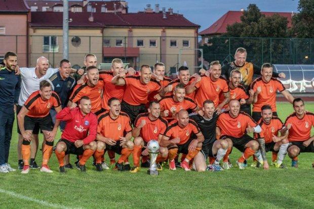 Pokonali BKS, a potem wywalczyli Mistrzostwo Wojska Polskiego w piłce nożnej