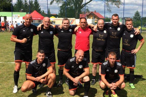 Oldboje BKS zwycięzcami turnieju w Zawidowie