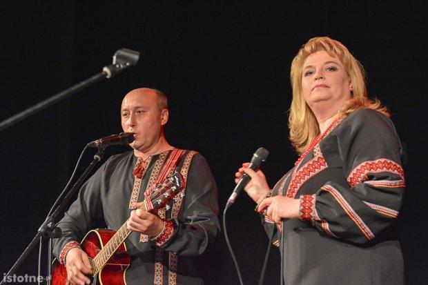 Ukraiński zespół Veles wystąpił w Teatrze Starym
