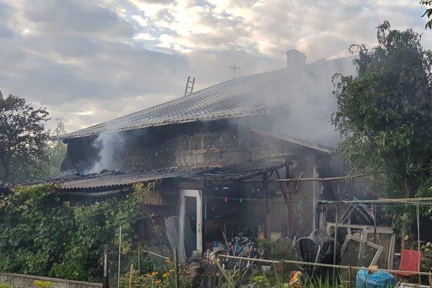 Sołtys Godzieszowa apeluje o pomoc dla pogorzelców