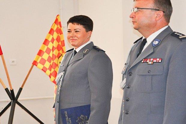 Jest pierwsza kobieta-komendant policji na Dolnym Śląsku!