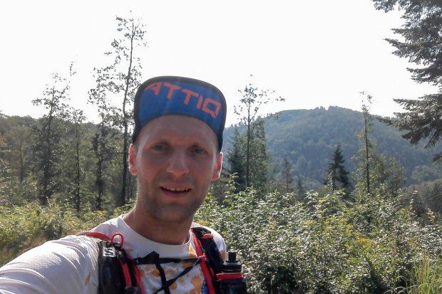 Daniel Milewicz ukończył arcytrudny Bieg 7 Szczytów. I to w skwarze i ulewie