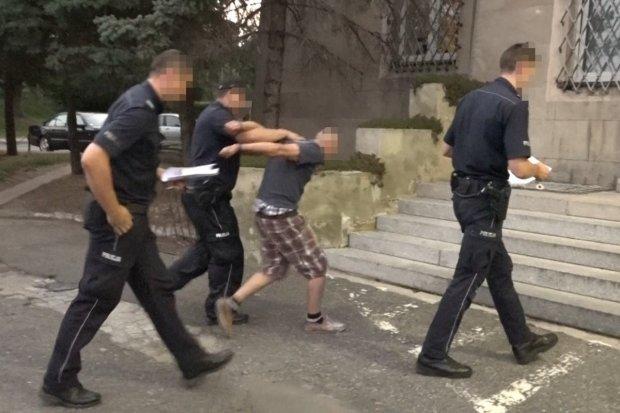 Pijany mężczyzna, który potrącił policjanta, aresztowany na 3 miesiące