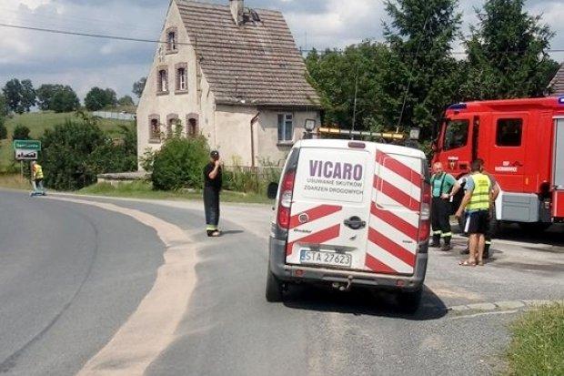 Plama oleju w Sędzimirowie, Warcie i Raciborowicach