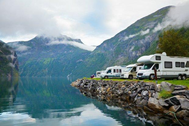Udane wakacje w kamperze możliwe nawet w zimie