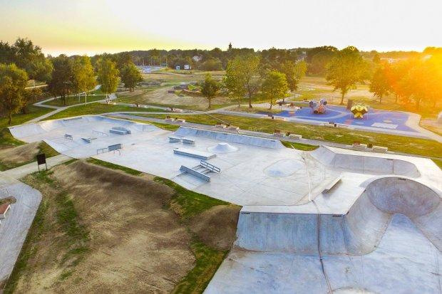 Skatepark będzie czynny od 18 października