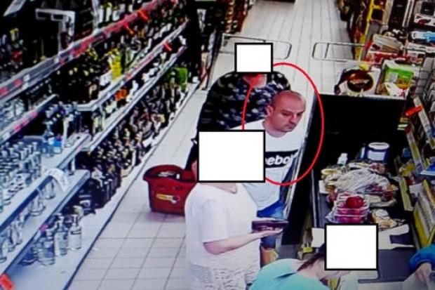 Policja szuka mężczyzny ze zdjęcia