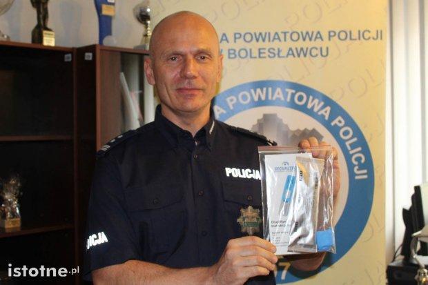Policjanci będą skuteczniej wyłapywać kierowców? Dostali narkotesty i alkomaty