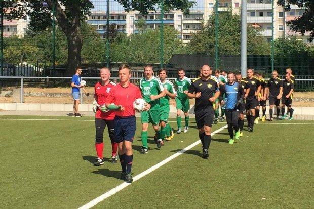 Piłkarze Orła Gościszów wygrali sparing z Niemcami