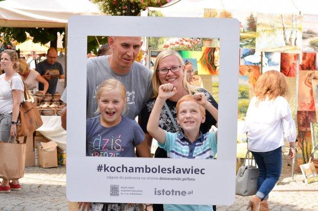 Bezpłatne zdjęcia na pamiątkę: akcja #kochambolesławiec