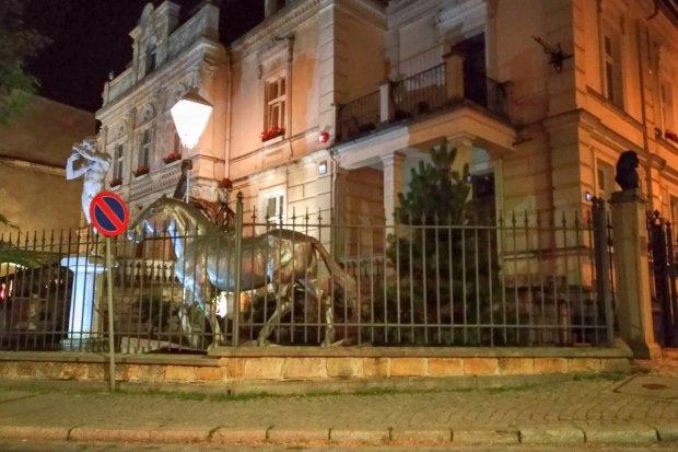 Nocna krwawa bójka w Piwnicy Paryskiej, 23-latek trafił do szpitala