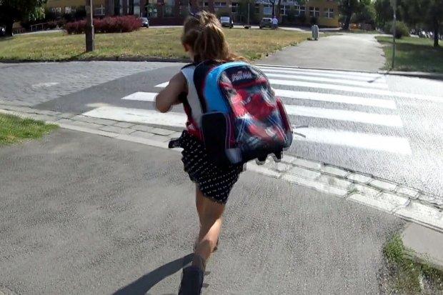 Pokażmy dzieciom bezpieczną drogę do szkoły
