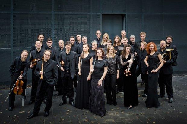 """Sen Scypiona"" koncert Wratislavia Cantans w Bazylice"
