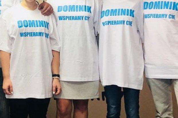 Dominiku, wspieramy cię! Czy zapadnie wyrok w sprawie morderstwa w Bolesławcu?