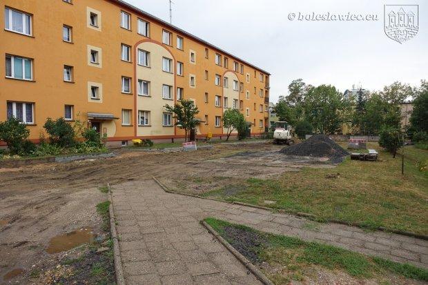 Przebudują zaplecze przy Słowackiego