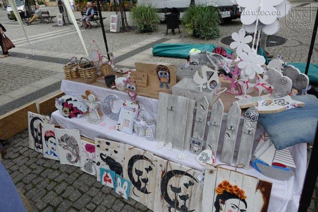 W Rynku trwają Targi Warsztatów Terapii Zajęciowej