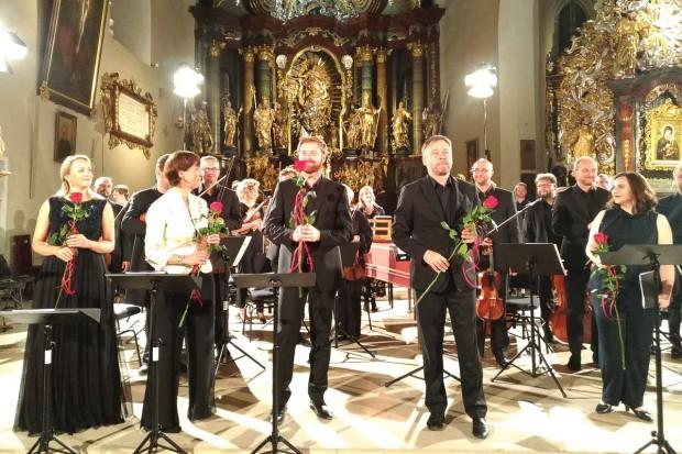 Pełne cnót utwory Bacha i Hassego w Bazylice Maryjnej