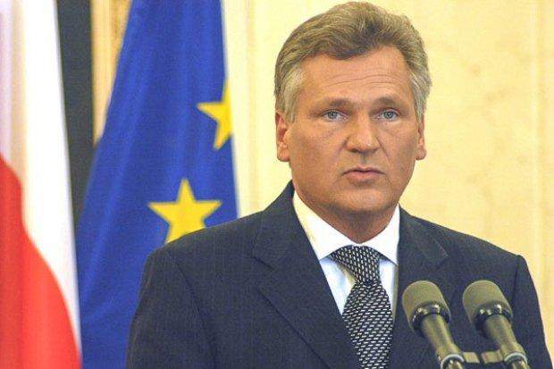 Aleksander Kwaśniewski w Bolesławcu!