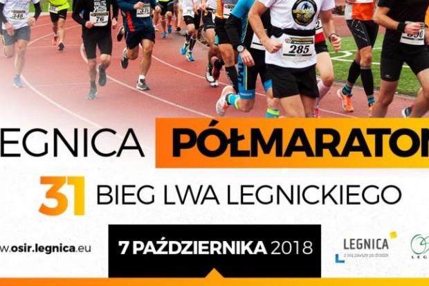 W niedzielę XXXI Bieg Lwa Legnickiego