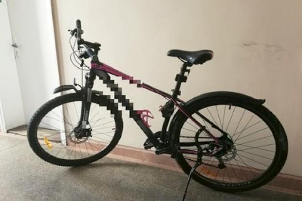 Zatrzymano złodzieja roweru