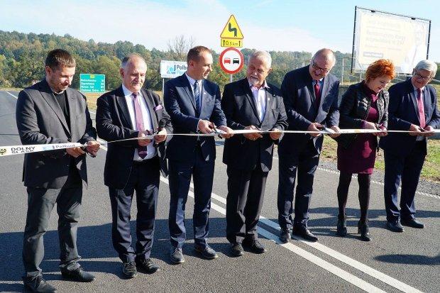 Koniec objazdów! Droga Bolesławiec – Lwówek Śląski wreszcie otwarta