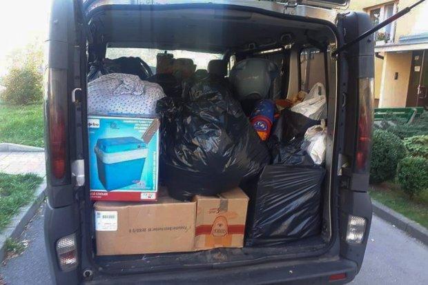 Dary od mieszkańców naszego powiatu trafią do pogorzelców z Piechowic