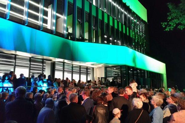 Ponad pół tysiąca widzów na otwarciu Centrum Wiedzy