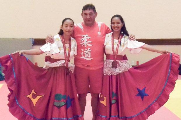 Nasz judoka Edward Spraski na Mistrzostwach Świata w meksykańskim Cancún