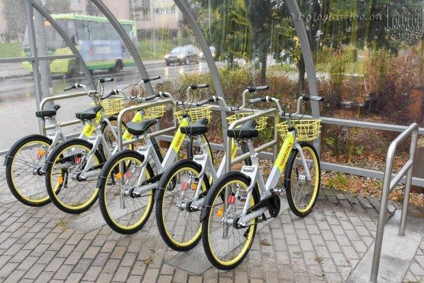 BROM, czyli rowery miejskie w Bolesławcu