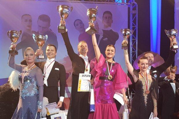 Justyna Tylicka i Sebastian Burczyk wytańczyli tytuły mistrzów świata i Polski