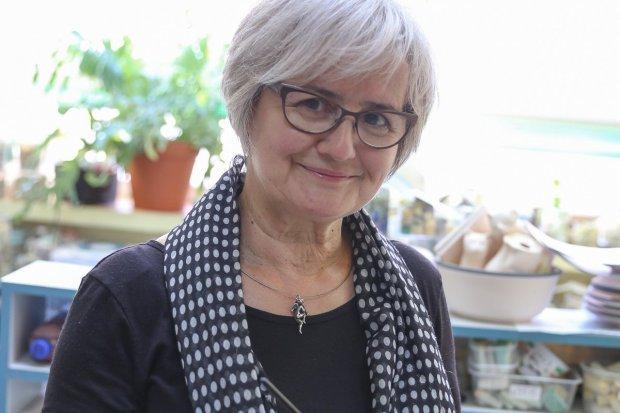 Projektantka z Ceramiki Artystycznej Maria Starzyk wyjeżdża do Japonii