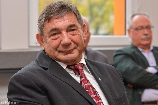 Powiat uhonorował judokę Edwarda Spraskiego