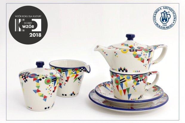 Ceramika Artystyczna otrzymała specjalną nagrodę Ministra Piotra Glińskiego