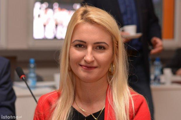 Barbara Kuduk pierwszą wiceszefową Rady Powiatu