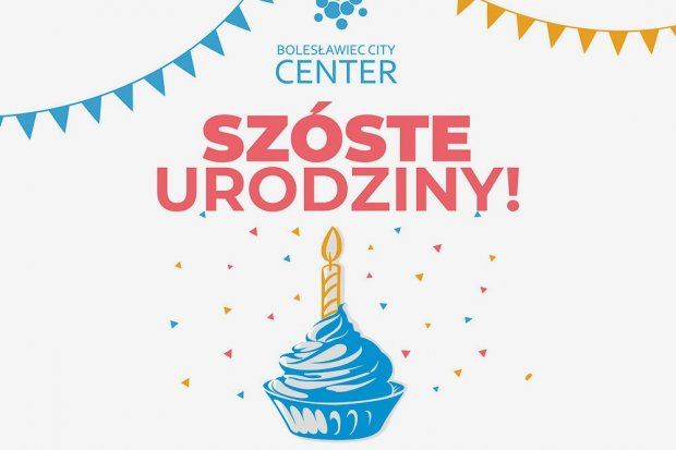 6. urodziny Galerii Bolesławiec City Center!