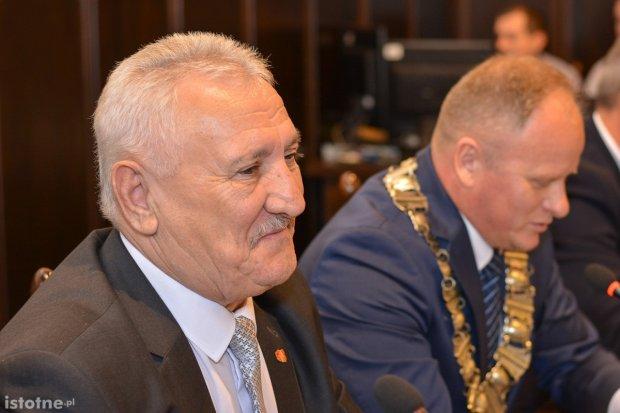 Józef Pokładek wiceszefem Rady Miasta