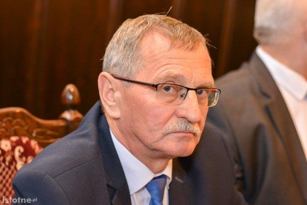Stanisław Wiącek II wiceprzewodniczącym Rady. I to jednomyślnie