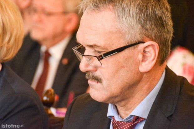 Leszek Chudzik szefem Komisji Rewizyjnej