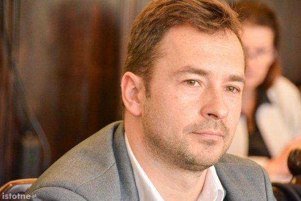 Łukasz Jaźwiec szefem nowego klubu w Radzie Miasta