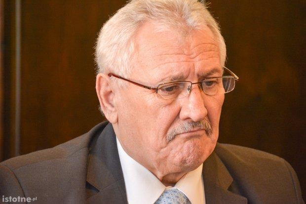Józef Pokładek na czele Komisji Infrastruktury