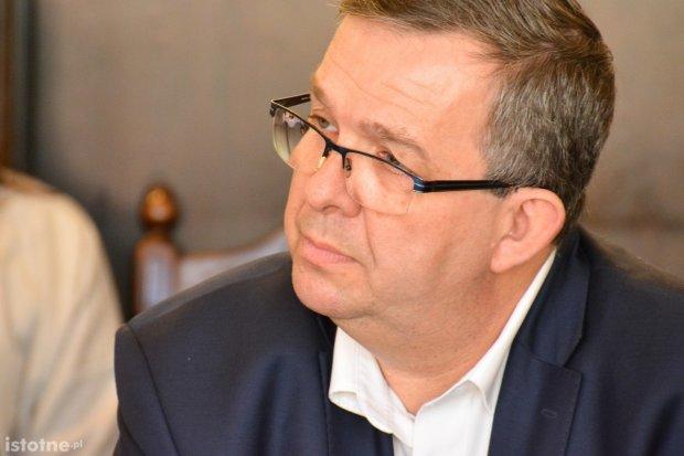 Dariusz Filistyński szefem Komisji Rozwoju Gospodarczego i Finansów